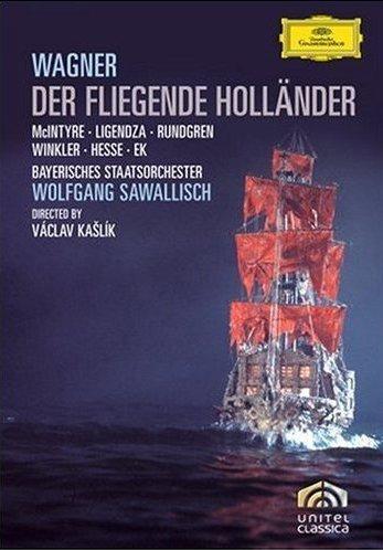 Wagner - Der Fliegende Holländer [DVD] [1975] [2008]