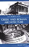 img - for Greek and Roman Architecture book / textbook / text book