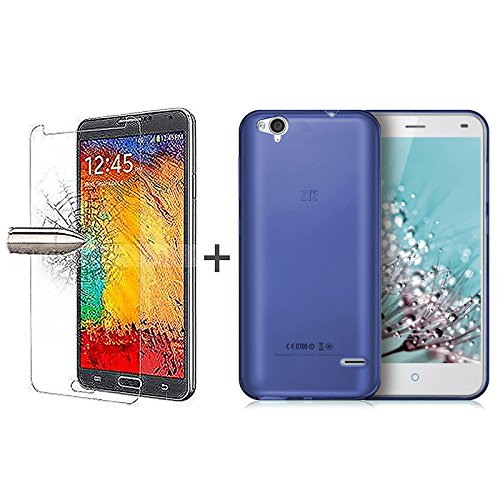 tbocr-pack-blue-tpu-silicone-gel-case-tempered-glass-screen-protector-for-zte-blade-s6-flex-soft-jel