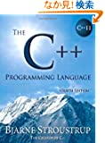 The C++ Programming Language (4th Edition)