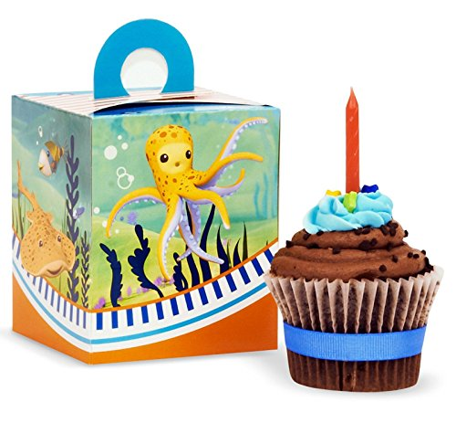 The Octonauts Cupcake Boxes (4)