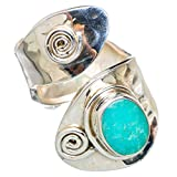 Amazonite, Amazonite Argent Sterling 925 Bague 5