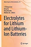 img - for Electrolytes for Lithium and Lithium-Ion Batteries (Modern Aspects of Electrochemistry) book / textbook / text book