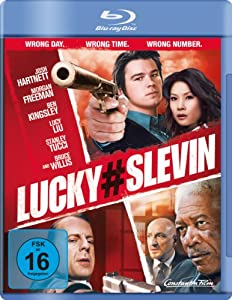 BLU-RAY LUCKY NUMBER SLEVIN