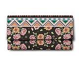 ShopMantra pattern Multicolor Ladies Wallet LW00000233