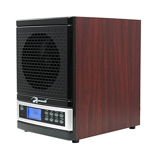 Mammoth Air 1000X 6-Stage Air Purifier With Safe UV Ionizer
