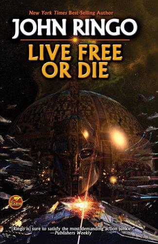 Live Free or Die (Troy Rising, #1)
