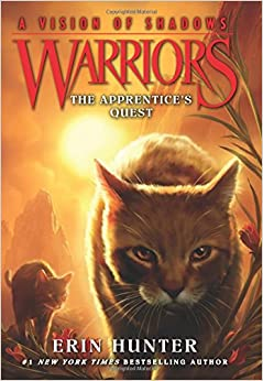 Cat From The Warriors Apprentices Quest