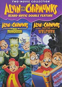 Alvin and the Chipmunks Scare-Riffic Double Feature (Alvin and the Chipmunks Meet Frankenstein / Alvin and the Chipmunks Meet the Wolfman)