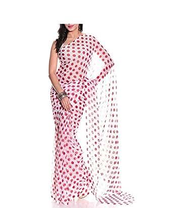 image Dp and a polka dot dress