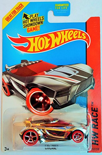 2015 Hot Wheels Treasure Hunt Hw Race 162/250 - Chicane - 1