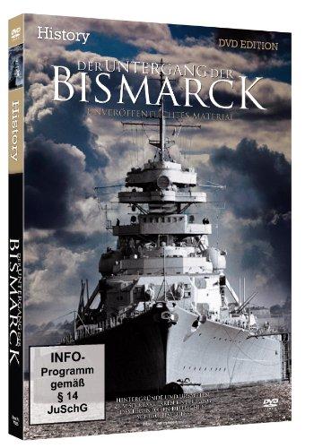 History - Der Untergang der Bismarck hier kaufen