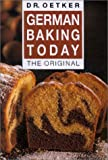 img - for German Baking today. The Original. book / textbook / text book
