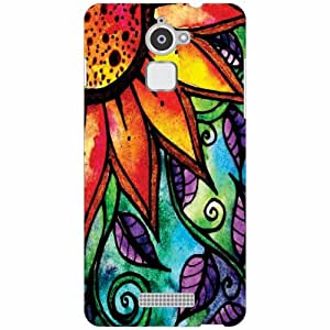 Coolpad Note 3 Lite Back Cover - (Printland)