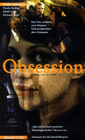 Obsession [VHS] [Director's Cut]