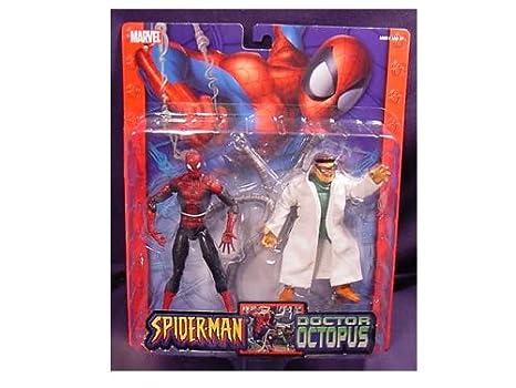 Marvel Spider-man vs Doctor Octopus 15 cm Figurines Set