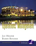 Operations Management and Student CD-ROM, Seventh Edition (0131406388) by Heizer, Jay