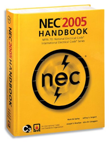 2005 National Electrical Code Handbook