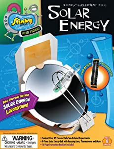 POOF-Slinky 02010 Slinky Science Solar Energy Kit