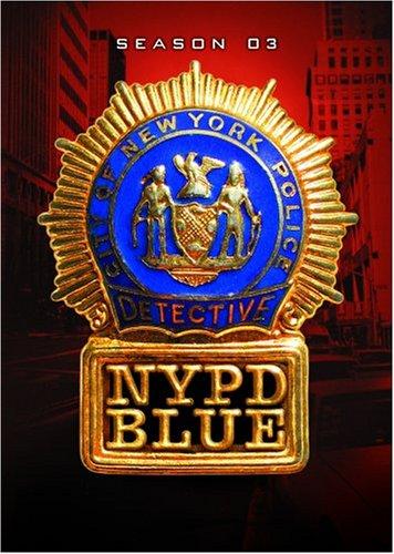 Nypd Blue: Season 3 - Complete Third Season [DVD] [Import]