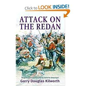Attack on the Redan - Garry Douglas Kilworth