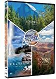 echange, troc Trio Grands espaces : Yosemite + Yellowstone + Le grand canyon
