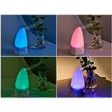 Arôme Humidificateur à Ultrasons / Diffuseur d'Arôme d'huile parfumée / Brumisateur / diffuseur d'huiles essentielles Couleur LED Changement Lampe / Arôme atomiseur purificateur d'air