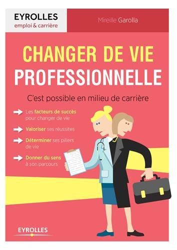 Changer de vie professionnelle - C'est possible en milieu de carrière