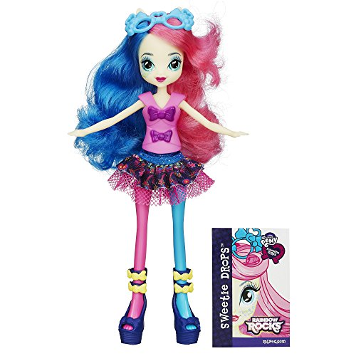 My Little Pony Equestria Girls Rainbow Rocks Sweetie Drops Doll