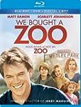 We Bought a Zoo (Blu-ray + DVD + Digi...