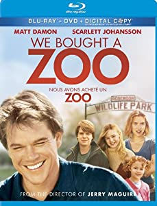 We Bought a Zoo (Blu-ray + DVD + Digital Copy) (Bilingual)