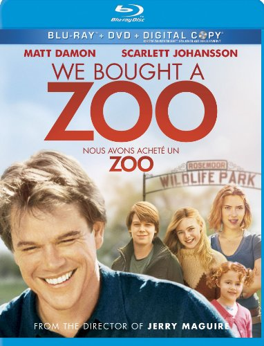 We Bought a Zoo (DVD/Blu-ray/Digital Combo)