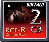 BUFFALO RCF-R2G コンパクトフラッシュ 高速タイプ