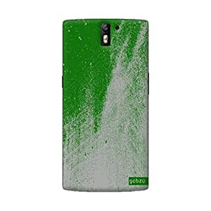 Gobzu Printed Back Covers for OnePlus One - Abstract-3 GG