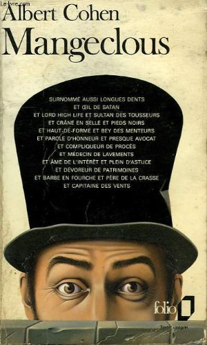 Mangeclous - Albert Cohen