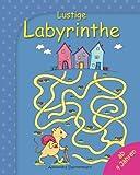 Lustige Labyrinthe: Rätselspaß für Kinder ab 4 Jahren