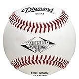Diamond Sports DTS-7.5 Training Baseball, 7.5-Inch by Diamond Sports