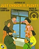 img - for Just Enough Is Plenty: A Hanukkah Tale (Picture Puffins) book / textbook / text book