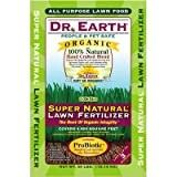 Dr Earth 829 40-Pound Organic Super Natural Lawn Fertilizer