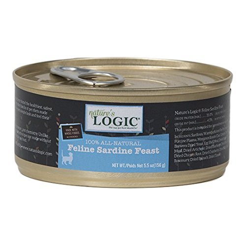 Nature's Logic Feline Sardine Feast
