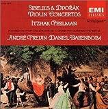 シベリウス&ドヴォルザーク:ヴァイオリン協奏曲