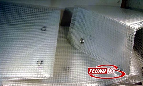 TENDA NYLON RETINATA TENDE DA BALCONE H350 X 150 CM.