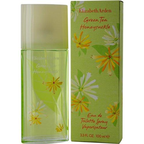 Elizabeth Arden Green Tea Eau De Toilette Spray For Women, Honeysuckle, 3.3 Ounce