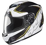 HJC(エイチジェイシー)バイクヘルメット フルフェイス イエロー(MC3) XL(61-62) CL-ST インジェクター HJH069