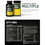 Opti-Mens Complete Mens Multiple 180 Tablets - 180 TABLETS