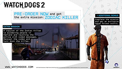 Watch Dogs 2 galerija