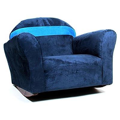 KEET Bubble Rocking Microsuede Chair