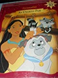 img - for Pocahontas: An Unlikely Pair (Disney's Storytime Treasures Library) book / textbook / text book