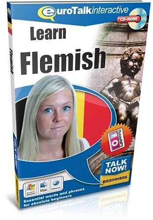 Talk Now Flemish (PC/Mac)