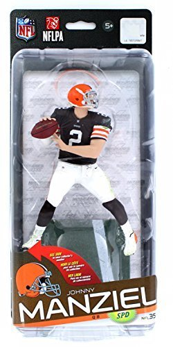 McFarlane Toys NFL Series 35 Johnny Manziel Action Figure by NFL